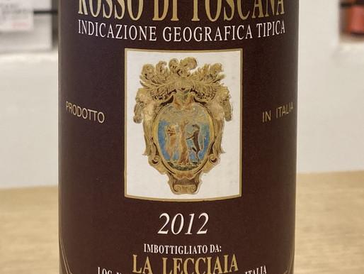 滑らかな飲み口と旨味 - トスカーナの赤ワイン