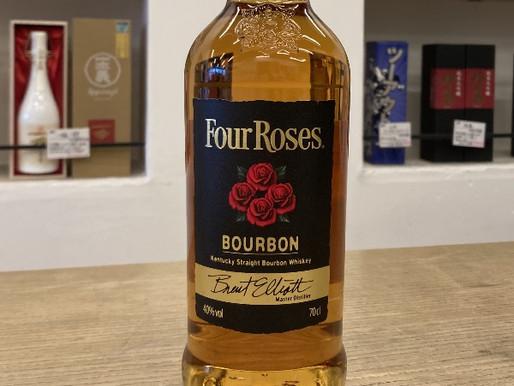 フォアローゼズ ブラック- Four Roses Black
