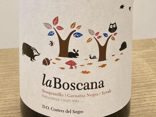 あんずや白い花のような香り、心地よい酸の白ワイン - ラ・ボスカナ・ブランコ