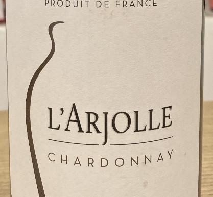 南仏の日差しを浴びて育ったシャルドネのコクあり白ワイン