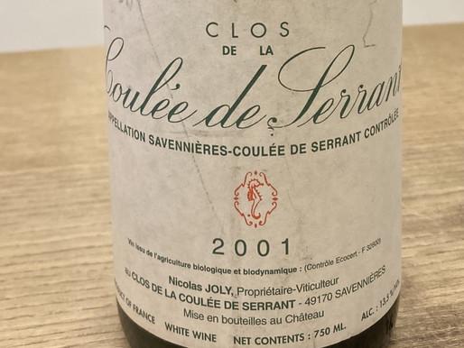 クーレ・ド・セラン - Coulee de Serrant vt2001