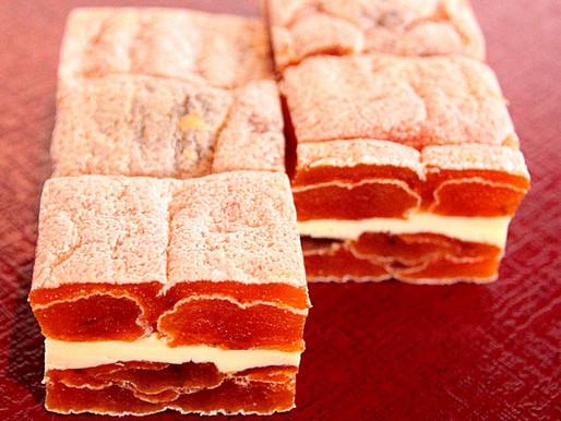 6/12(土) -  市田柿と発酵バターのミルフィーユ入荷しました