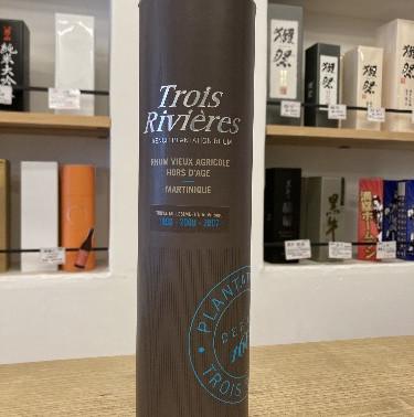 トロワ・リビエール トリプルミレジム - Trois Rivieres Triple Millesime