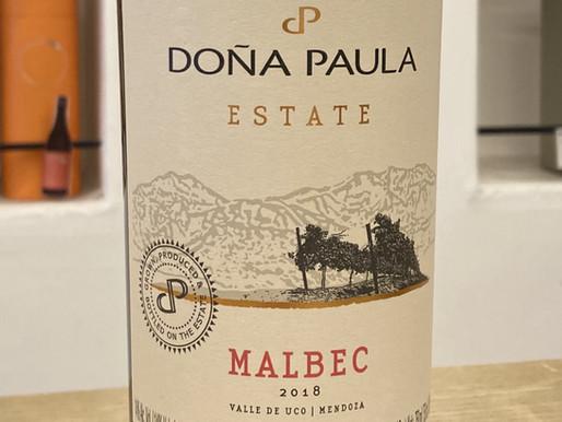 たまには、アルゼンチンの赤ワイン - マルベック