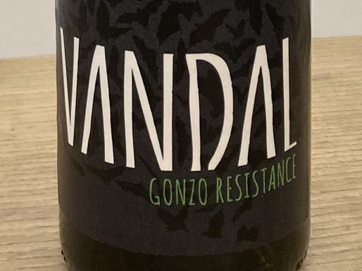 ニュージランドのナチュラルな白ワイン - 緑のゴンゾー(レジスタンス)