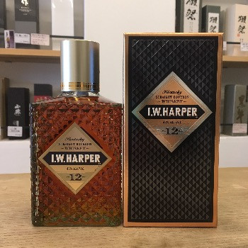 I.W.Harper Bourbon Whiskey 12years   I.W. ハーパー12年 バーボンウィスキー