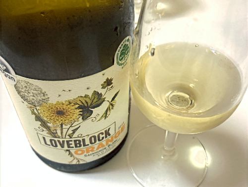 オーガニックなオレンジワイン - Loveblock