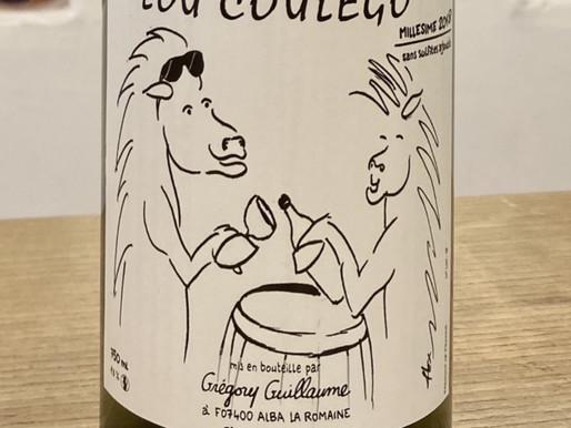 「仲間」という名前の白ワイン - 馬の名前はイトピとヨッぺ