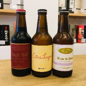 新潟ビール3種類入荷しました!