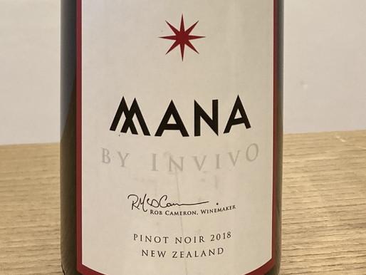 軽やかな赤ワイン - マナ ピノノワール
