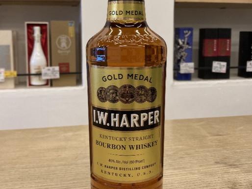 IWハーパーゴールドメダル - I.W.HARPER GOLD MEDAL