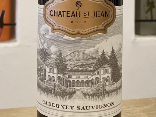 樽感のしっかりしたカリフォルニアらしい赤ワイン