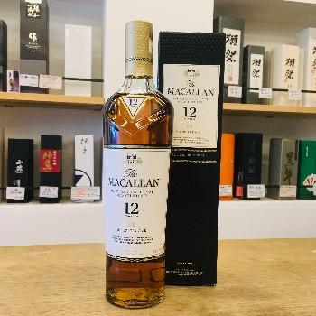 ザマッカラン12年シェリー樽 - The Macallan sherry oak 12 years
