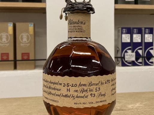 ブラントン - Blanton's Bourbon Whiskey