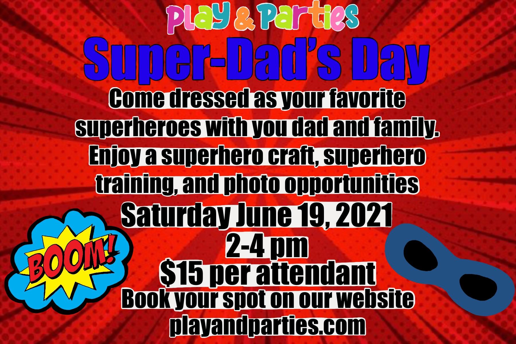 Super Dad's Day