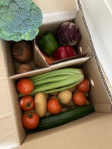 Save packaging with fruit and veg boxes…