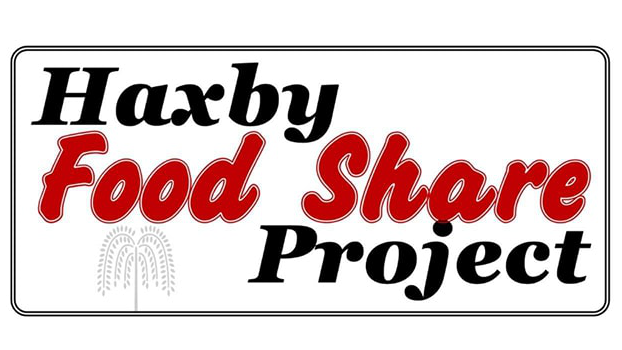 Logo of the Haxby Food Share Project