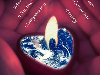Mercy Kindles Unity Meditation