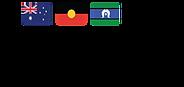 St Rob Black white logo.png