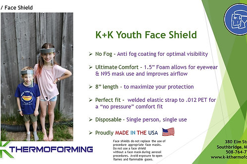 Youth Splash Shield (12 Pack)
