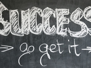 What does success mean to you? How to come up with your Success Sentence