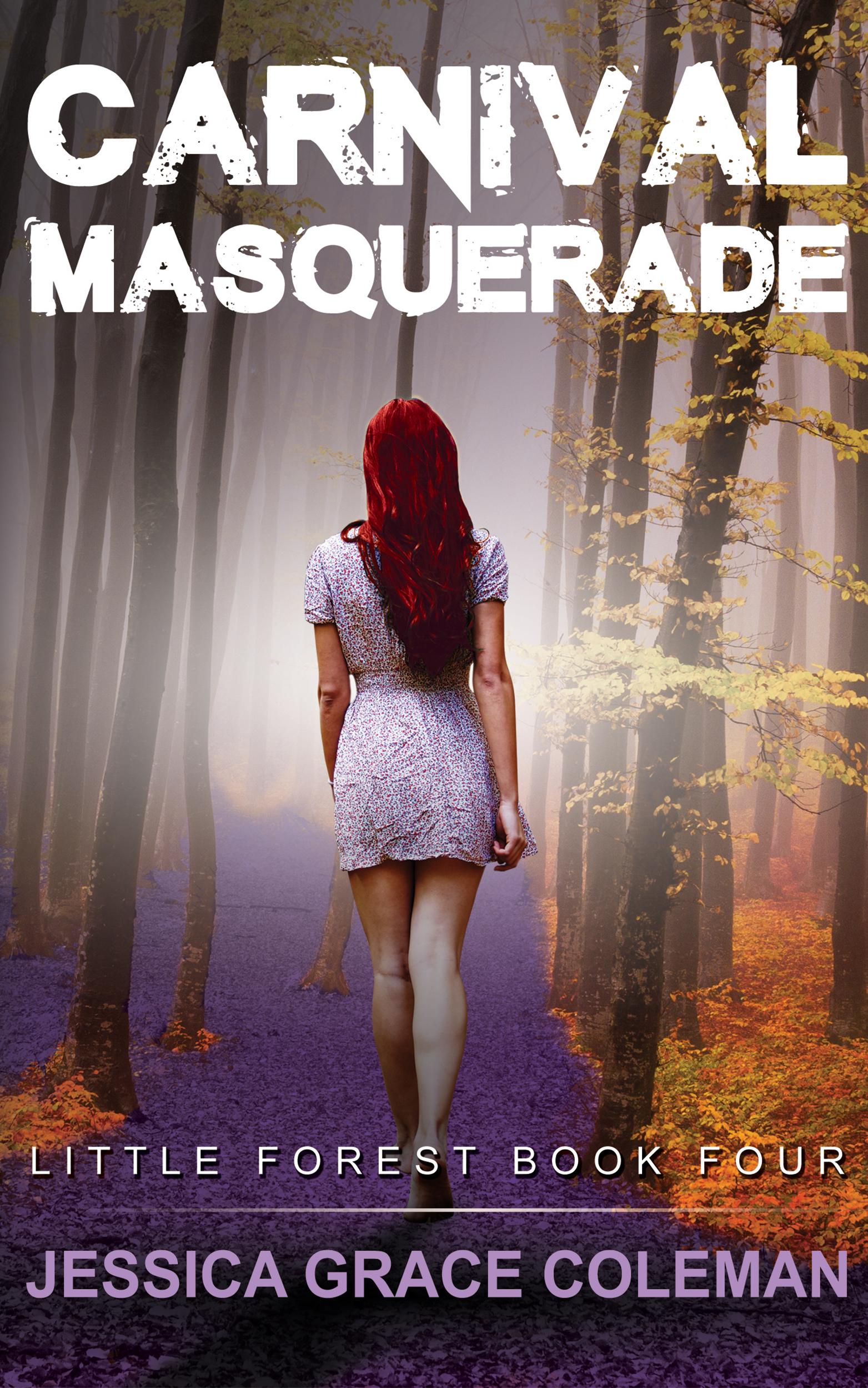 Carnival Masquerade by Jessica Grace Coleman