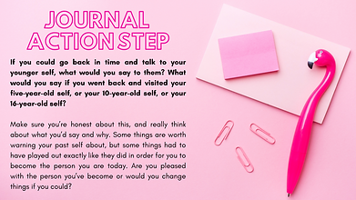 Write Your Life Video Course journal AS.