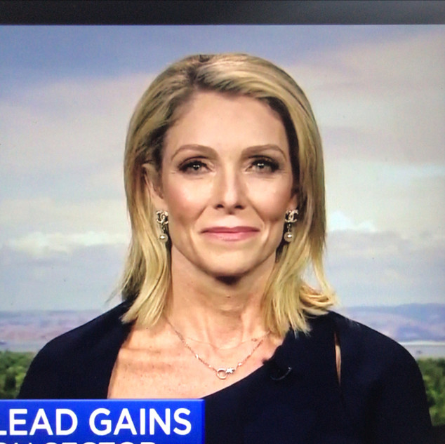 Hair and Makeup for CEO for CNBC