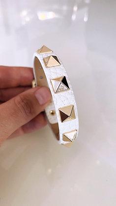 Valencia Armbånd - hvid
