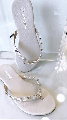Vaca sandal - beige