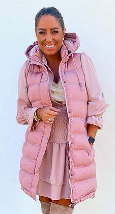 Vest i rosa
