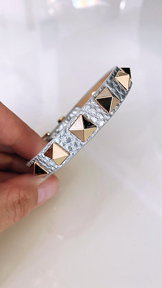 Valencia Armbånd - sølv