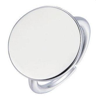 Bindi ring - sølv