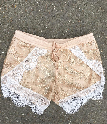 June Shorts - beige