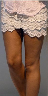 Blonde shorts - råhvid - Flere størrelser