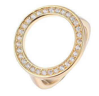 Bella ring - guld