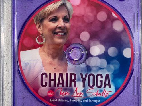 Chair Yoga CD