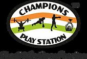 Champions Play Station Logo