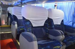 G7 Double Deck 4 Eixo Super Luxo