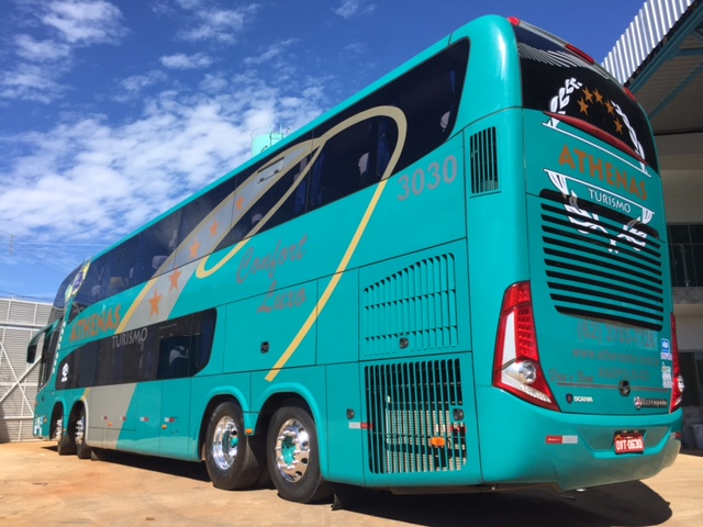 G7 Double Deck 4 Eixo Confort Luxo