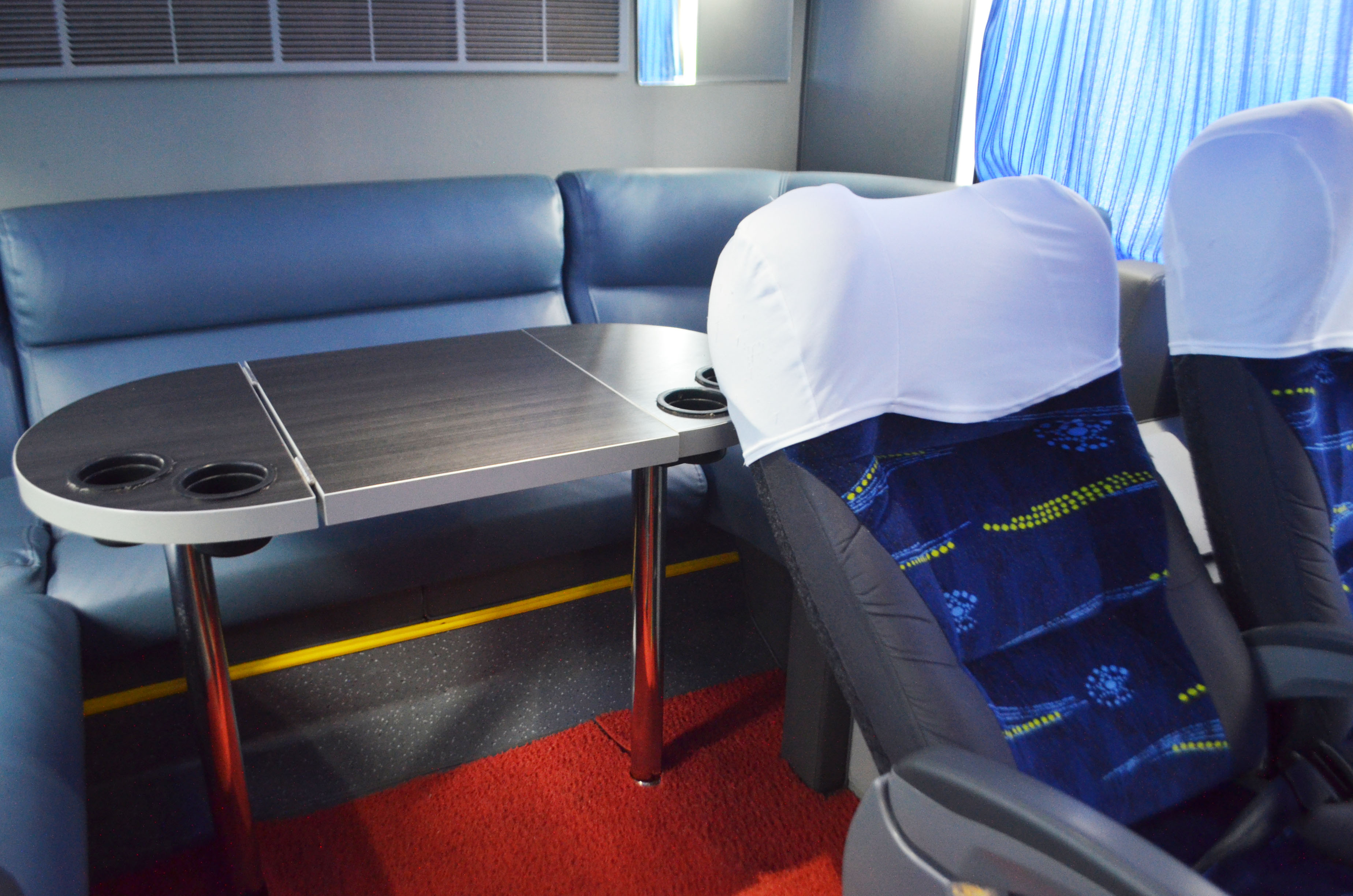 G7 Double Deck Veículo super luxo
