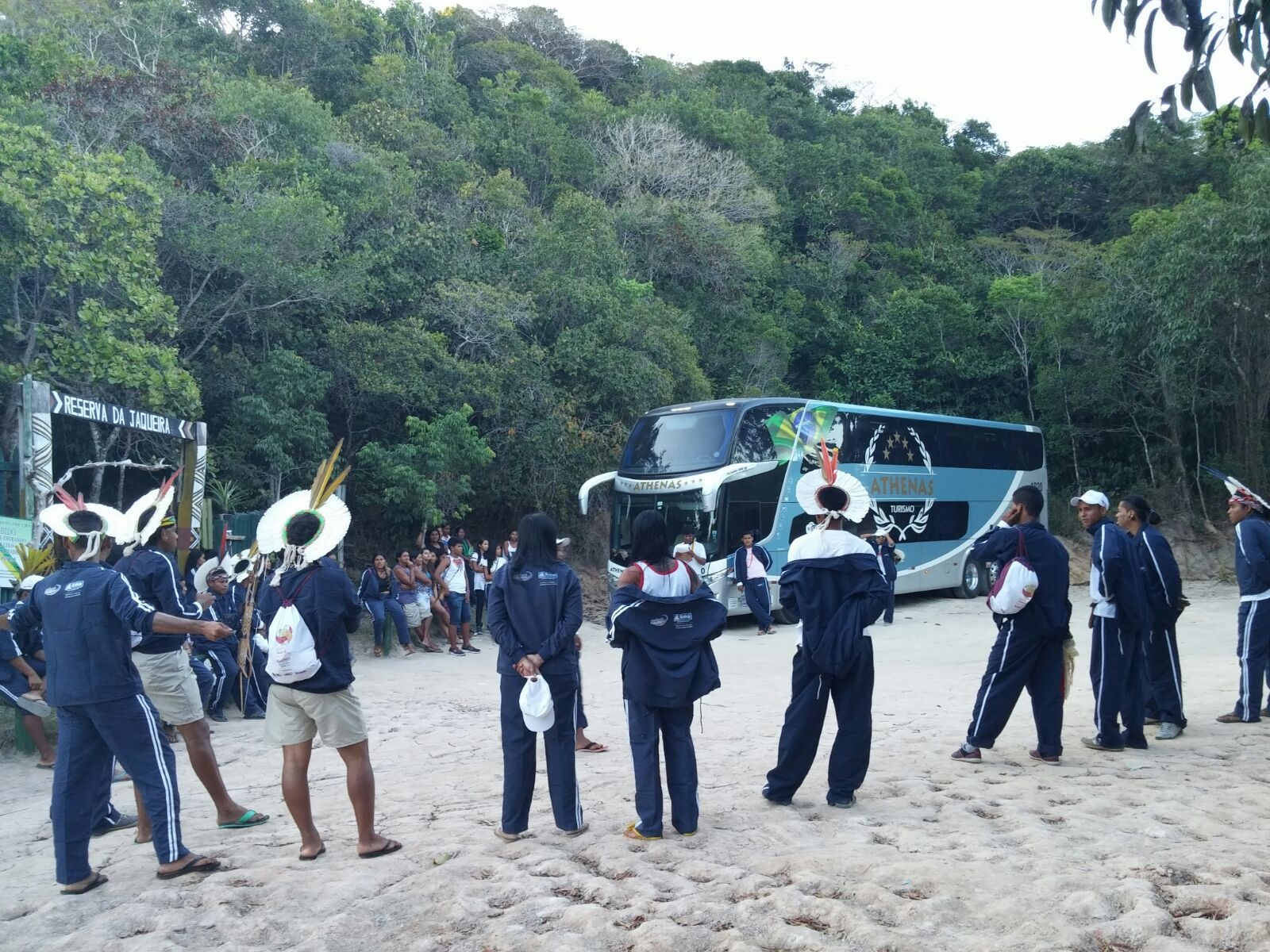 Jogos Mundiais Indigenas - Pataxo