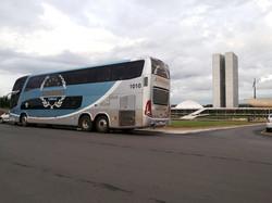 Brasilia nos três poderes