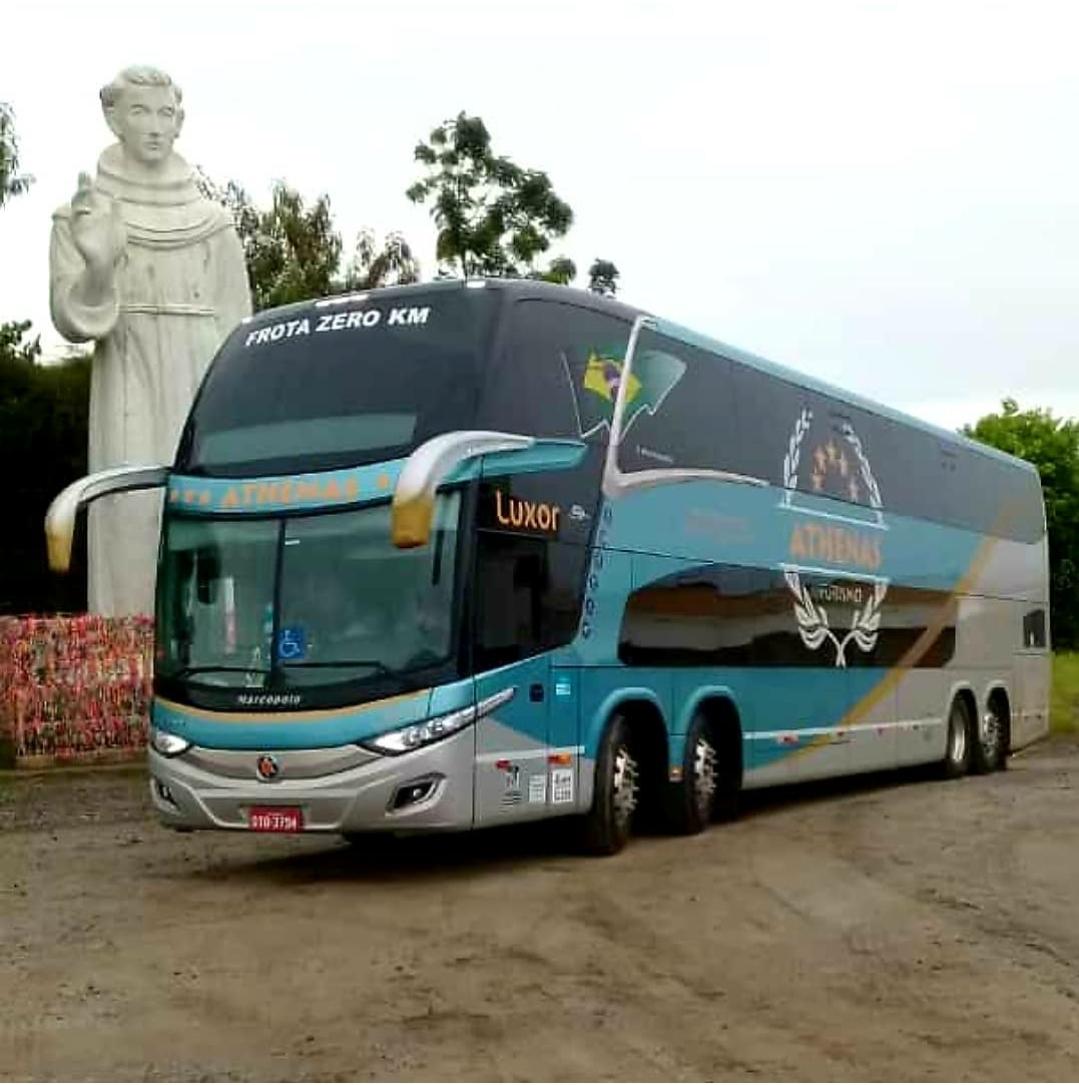 Athenas Turismo - Frei Galvão