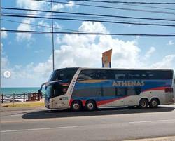 Athenas Turismo em Fortaleza/CE