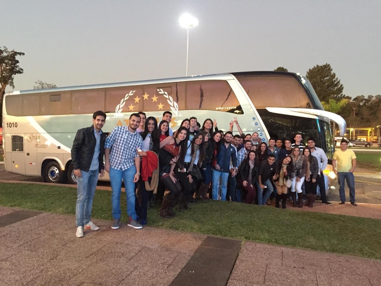 Athenas Turismo na Argentina!
