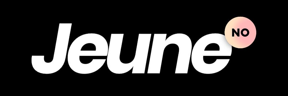 Jeune Norge logo. Logoen til Jeune Norge. Jeune sin logo.