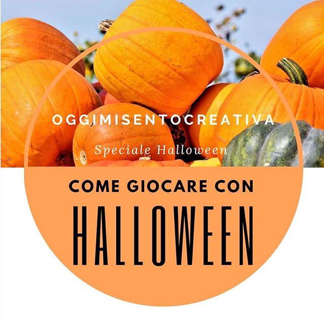 fre pdf halloween with kids, oggimisentocreativa