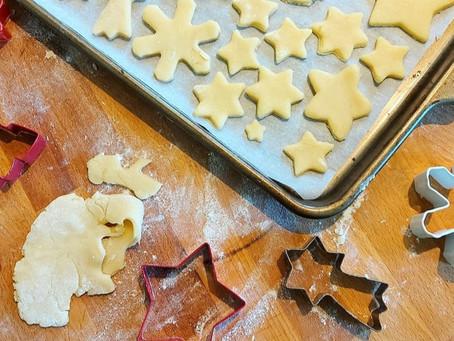 Biscotti e crostata con la frolla perfetta (Avvento giorno 13)
