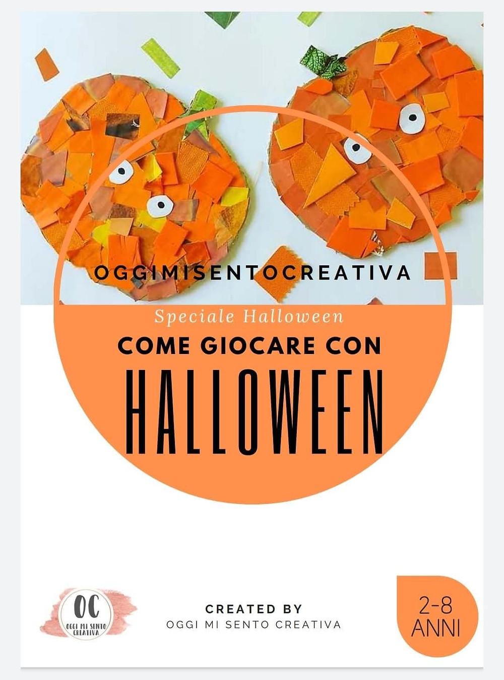 18 pagine di lavorottei creativi per Halloween